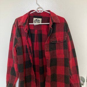 Urban Outfitters Red Flannel